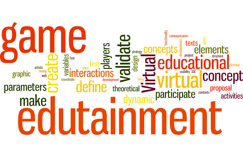 education and edutainment Define edutainment: entertainment (as by games, films, or shows) that is designed to be educational.